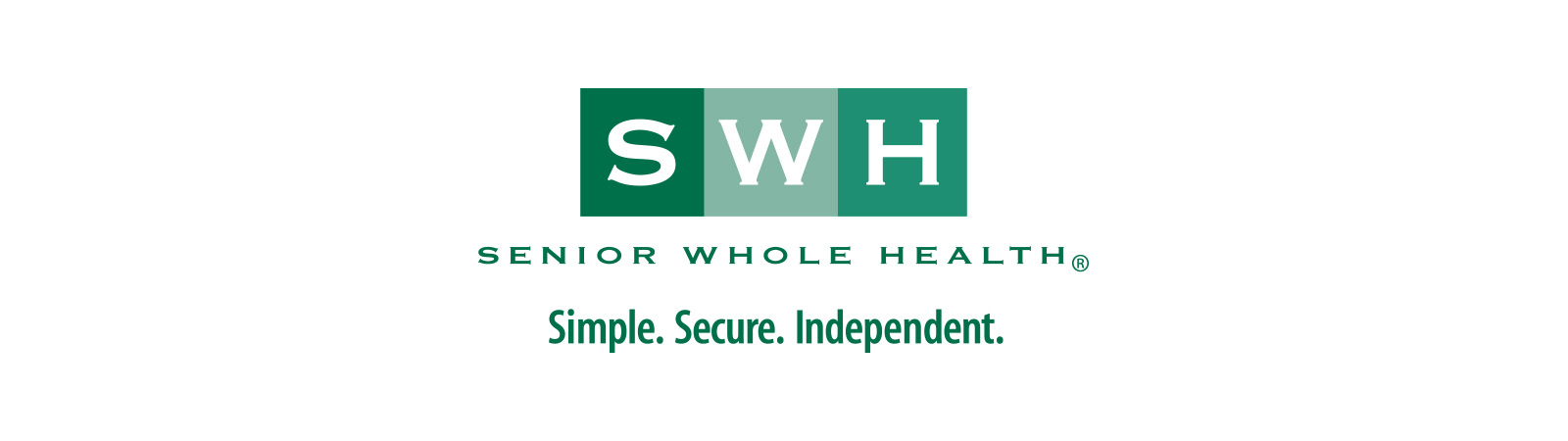 Senior Whole Health logo image