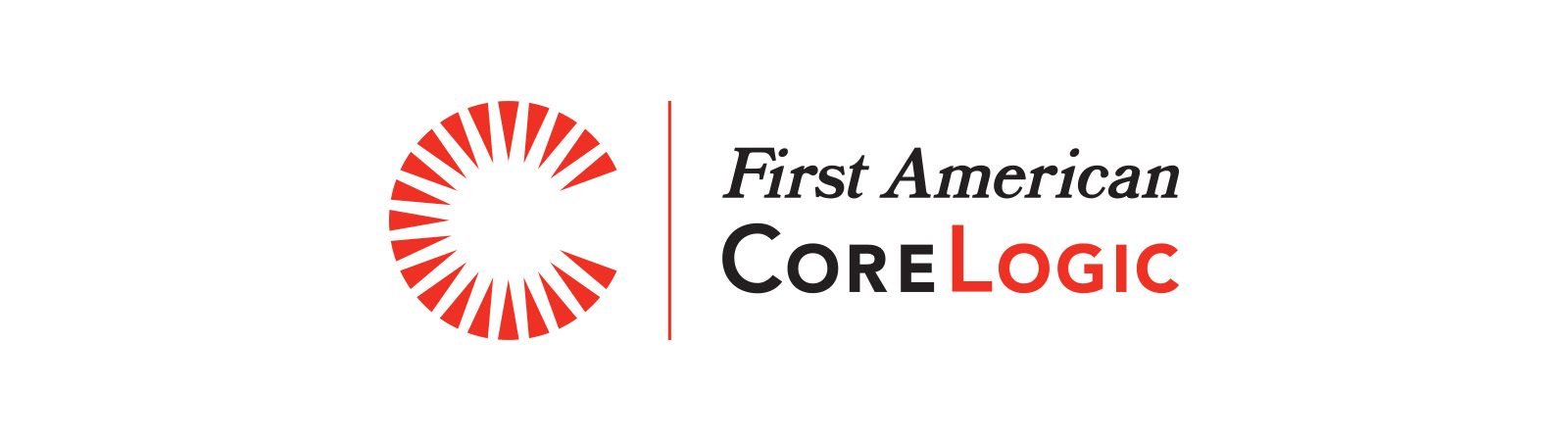 First American Core Logic Logo Image